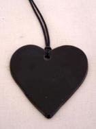 Heart-zwart